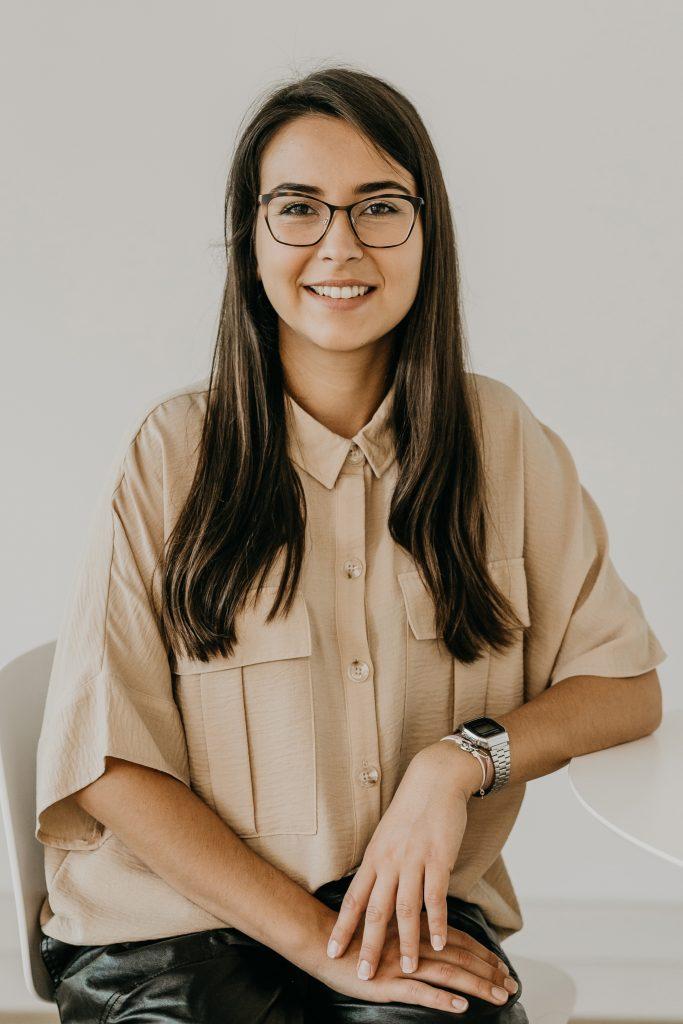 Sara Maganja, Copywriter at Prostornina