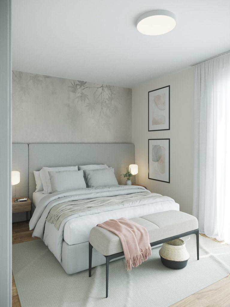 Memory Lane, Apartment interior design