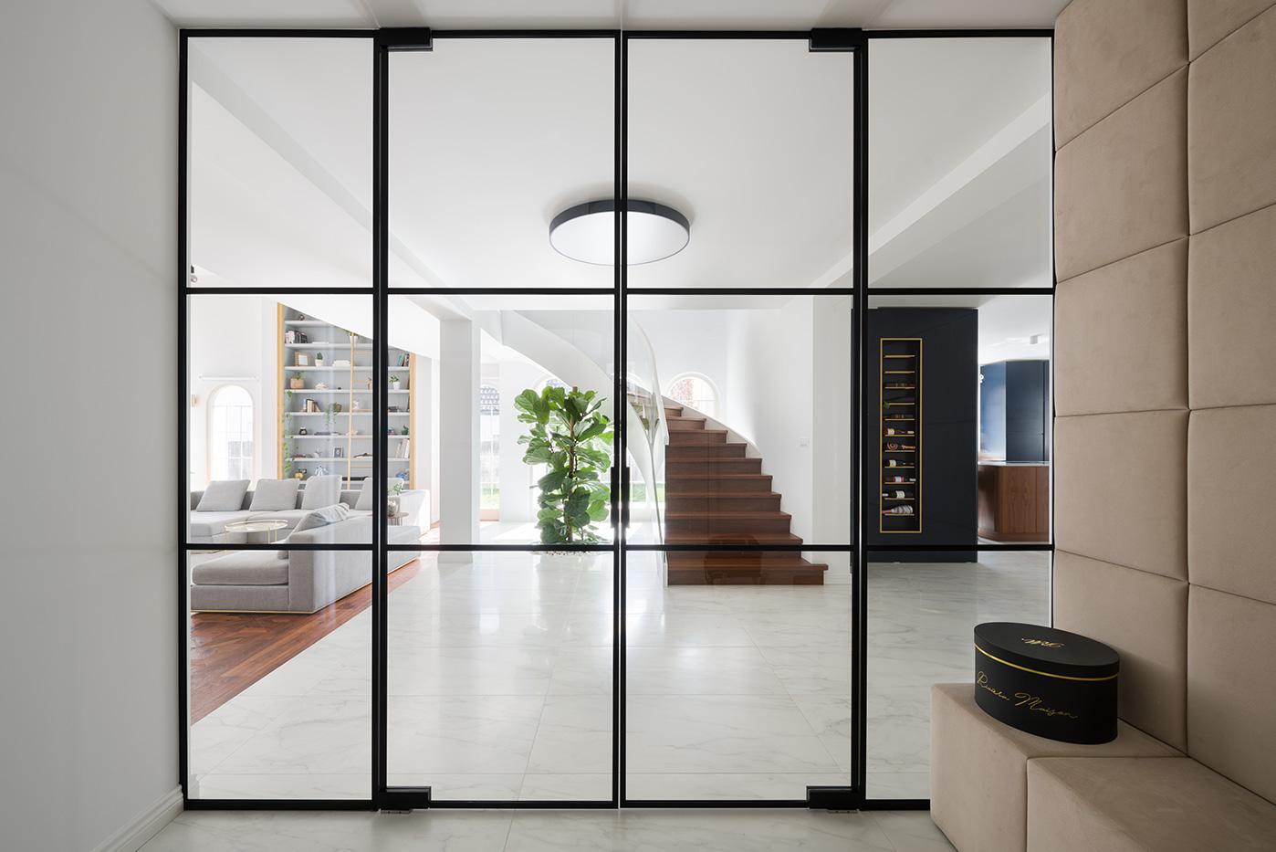 Family Tree, House interior design